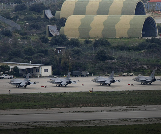 6.17 All flights from the İncirlik Air Base were stopped