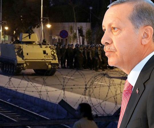 2.5 Assassination attempt against President Erdoğan from Istanbul to Çiğli