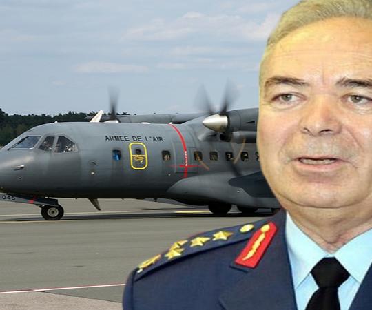 4.8 Командующий Военно-воздушными силами был схвачен на авиабазе Акынджи.