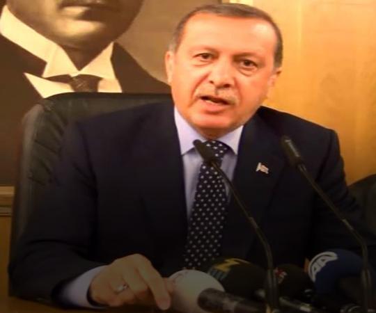 5.6 Заявление Эрдогана и освобождение телеканала CNN от захватчиков.