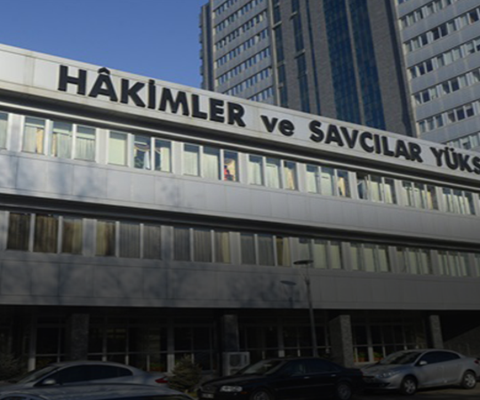 5.15 Critical decision by High Council of Judges and Prosecutors