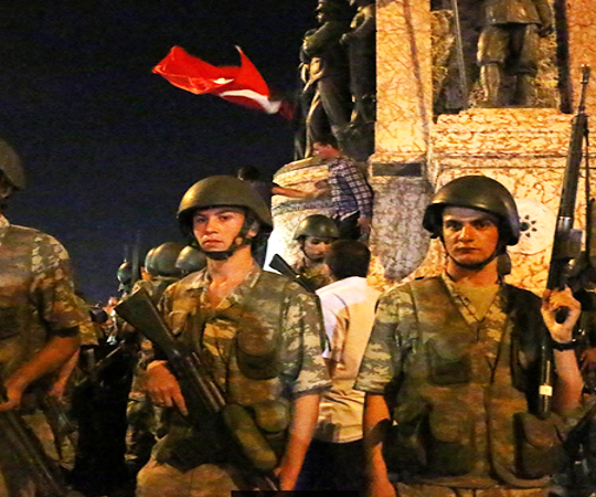 4.11 Resistance to the coup in Istanbul and Konya