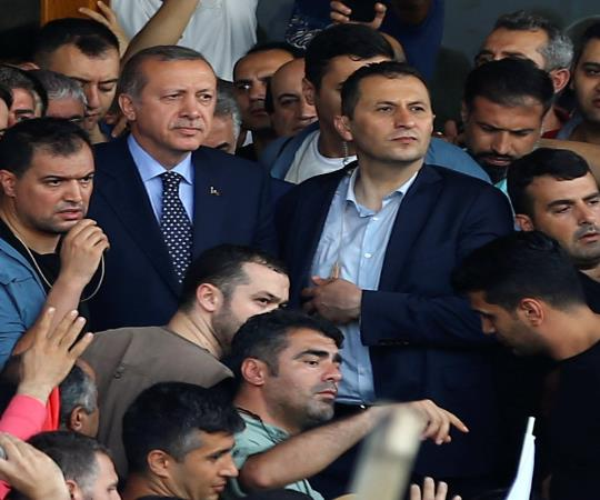 5.10 Эрдоган повторил призыв