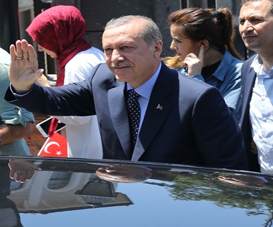 6.11 Chants in support of President Erdoğan in Istanbul and Gaza streets