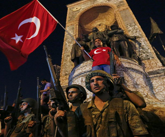 5.5 Judiciary takes action and coup-makers surrender