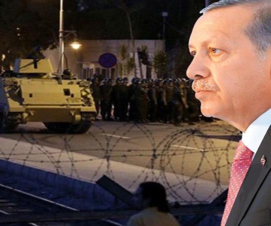 2.5. Из Стамбула в Чигли попытка покушение на  Эрдогана.