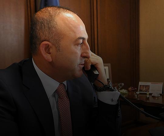 6.33 Türkiye'den diplomasi atağı