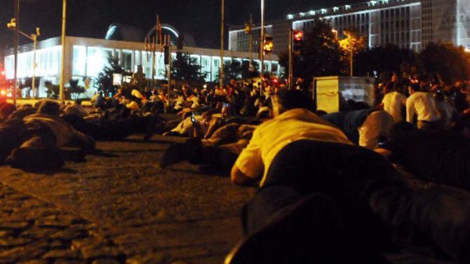 15 Temmuz gecesi İBB binasında yaşananlar
