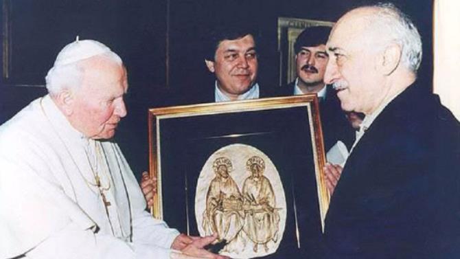 Vatikan ziyareti