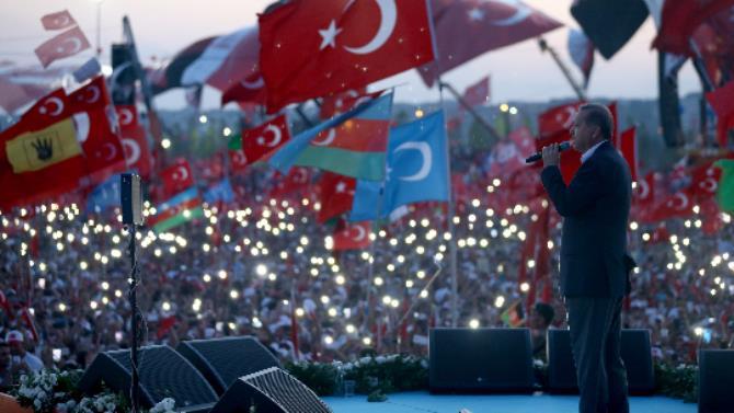 15 Temmuz'da Cumhurbaşkanı Erdoğan