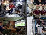 Uzayın aslında çok eğlenceli bir yer olduğunu gösteren fotoğraflar