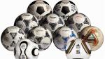 Geçmişten günümüze 22 Dünya Kupası topunun tamamı!
