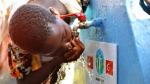 Gamze Özçelik, Afrika'da açtırdığı su kuyularına şehitlerin ismini verdi