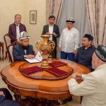 Bağımsızlık sonrası Orta Asya'da müftülükler
