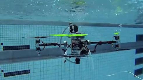 Sualtı drone'lar gelişmeye devam ediyor