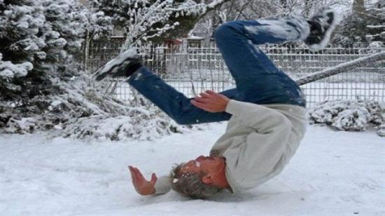 Kış olimpiyatları başlıyor: Karda düşüşü komediye dönüşmüş 15 kişi