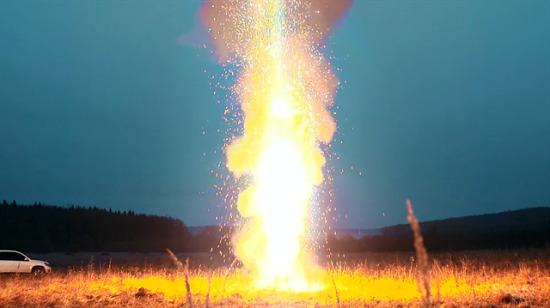 10.000 maytap aynı anda ateşlenirse ne olur?