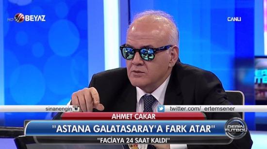 İnce ayarlar: Ahmet Çakar'ın olay yaratan 8 unutulmaz paylaşımı
