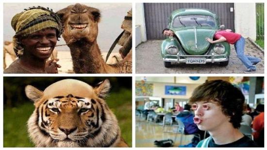 Photoshop'un selası verildi: asla görmek istemeyeceğiniz 15 görsel 