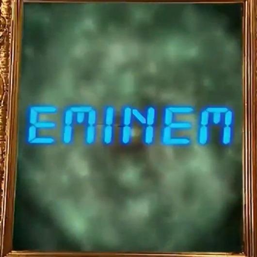 Eminem'in tüm bunlardan haberi yoktur umarım