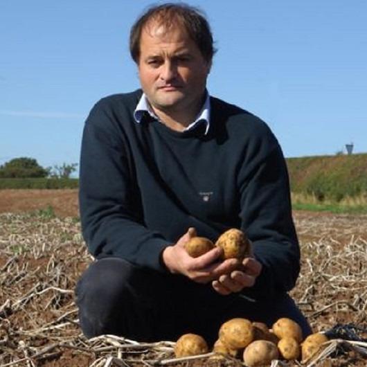 Patates üreterek milyoner olan çiftçi: William Chase