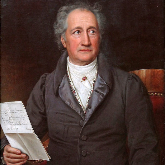 Johann Wolfgang Von Goethe ve yaşam serüveni