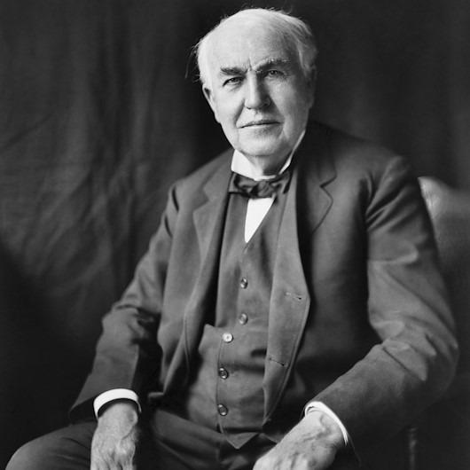 Thomas Edison'un başarı hikayesi