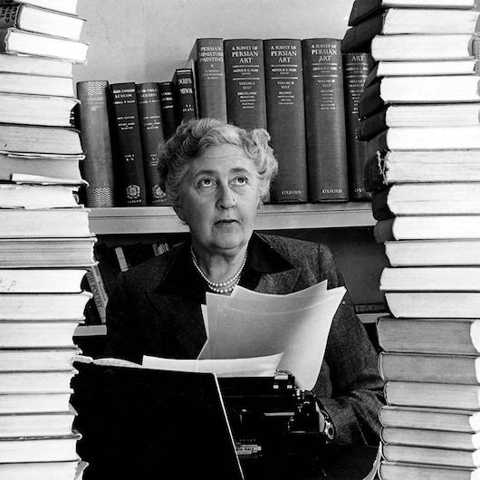 Polisiye edebiyatının ustası : Agatha Christie