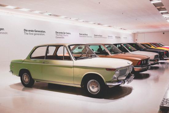 BMW Müzesi, Münih
