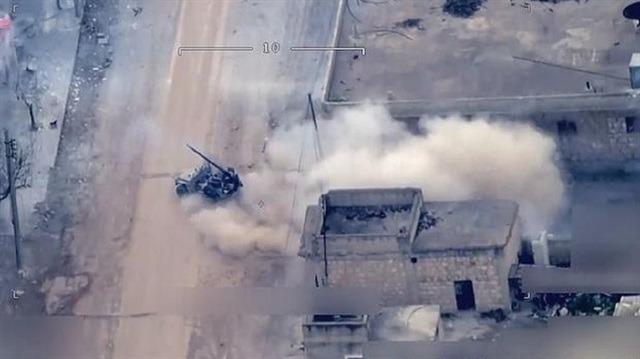 Afrin'de 'sivil' tuzak
