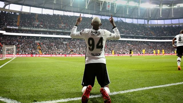 Talisca'dan Beşiktaş'a veda gibi paylaşım