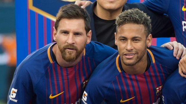 Messi'nin Neymar endişesi