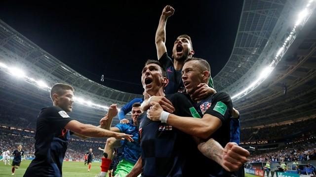 Finalin adı belli oldu: Fransa - Hırvatistan