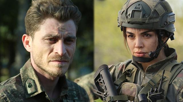 Dizi Anket: Favori asker karakterin kim?