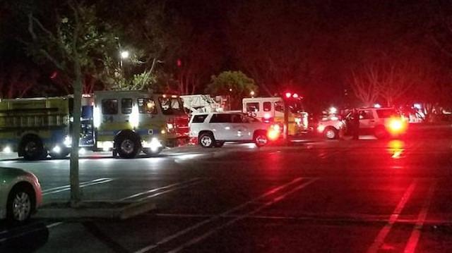 ABD'de bara silahlı saldırı: 13 kişi hayatını kaybetti