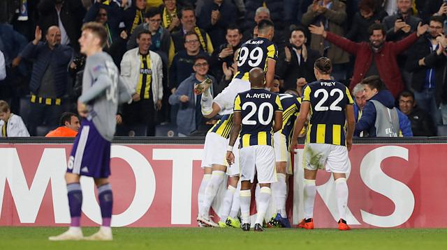 Fenerbahçe'ye Anderlecht dopingi
