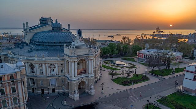 GZT seyahat notları: 48 saatte Odessa