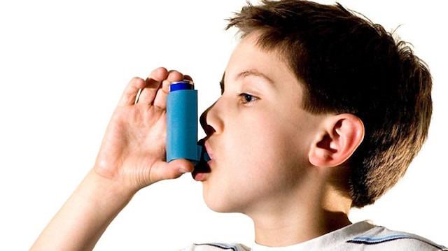 Astım hastası olan çocuklar enfeksiyona daha yatkın