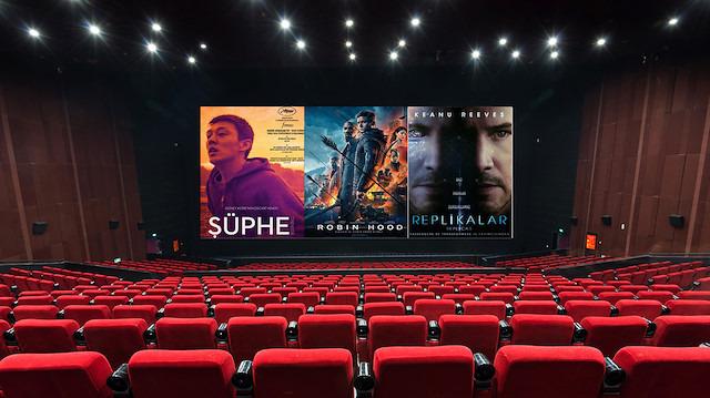 Bu hafta beyaz perdede bizi bekleyen filmler