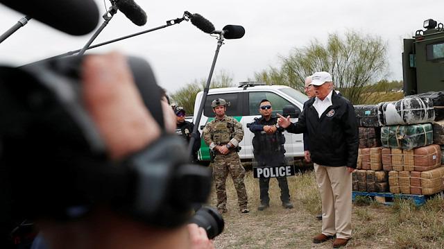 ABD'de sular durulmuyor: Trump, Davos ziyaretini iptal etti