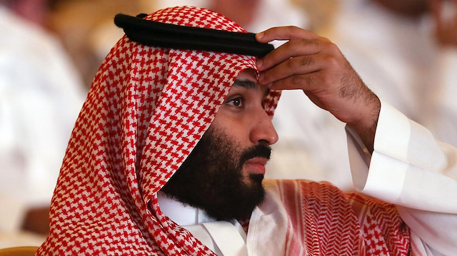 Prens Selman, Kaşıkçı cinayetinin baş şüphelisi Suud El-Kahtani ile görüşüyor