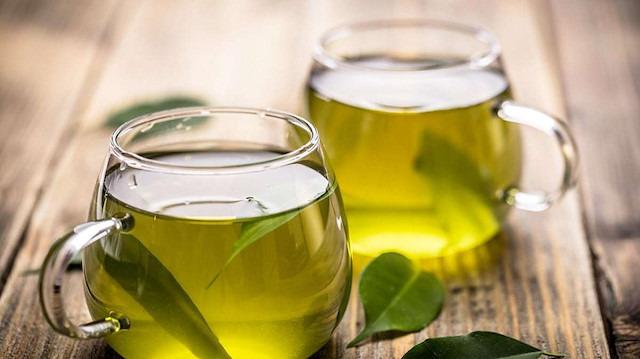Tam bir virüs düşmanı: Yeşil çay