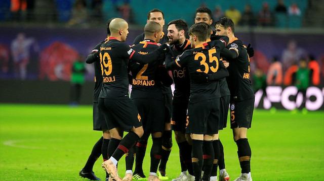Galatasaray hazırlık maçında diş geçiremedi