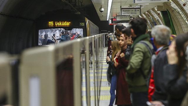 İstanbul'da toplu ulaşımı kullananların sayısı Çin nüfusunu geçti