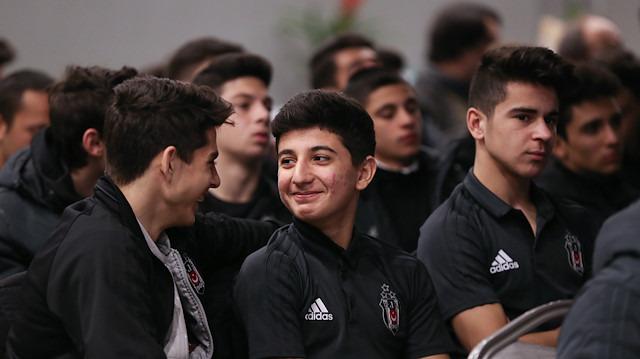 Beşiktaş'tan altyapı anlaşması