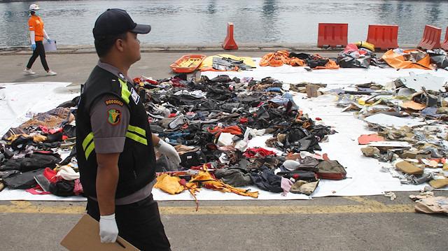 189 kişiye mezar olan uçağın ikinci karakutusu bulundu