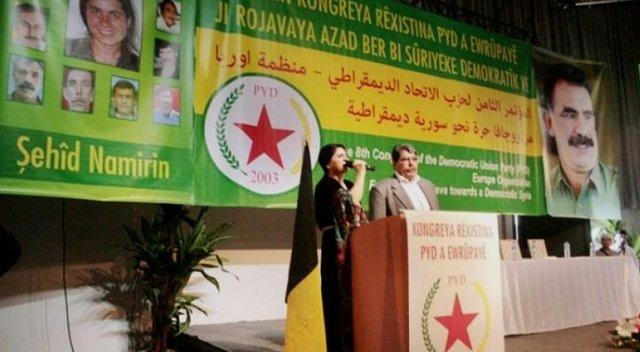 2. Belçika, terör örgütü PKK ile bağlantılı PYD'nin başkent Brüksel'de kongre yapmasını onayladı