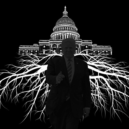 ABD'yi saran bir garip komplo teorisi: Q hareketi nedir?