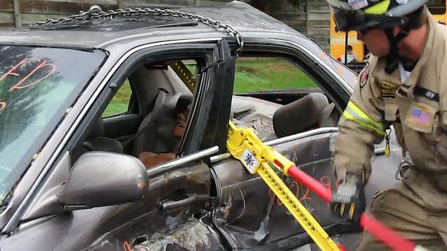 Trafik kazalarında hayat kurtaracak bir ürün: Hi-Lift 4hX
