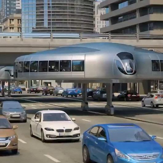 Yeni 'ulaşım ağı' 2022'den itibaren kullanılmaya başlanacak